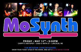 mosynth top 40 band