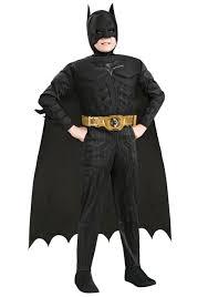 Kids Joker Halloween Costume Kids Deluxe Dark Knight Batman Costume