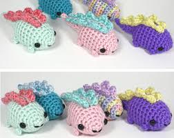 baby cuttlefish amigurumi crochet plushie choose your own