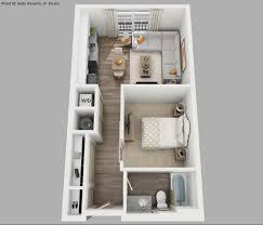 studio flat floor plan studio apartment floor plans solis apartments floorplans waverly