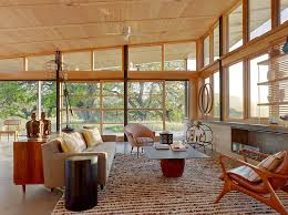 Scandinavian Area Rugs by Mid Century Modern Window In Living Room Scandinavian With