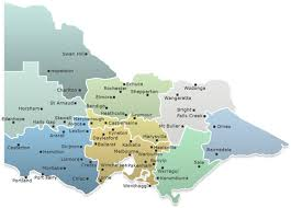 Councils Of Melbourne Map Find Your District Cfa Country Authority