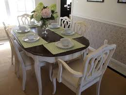 french provincial dining table incredible french provincial dining table white furniture vintage