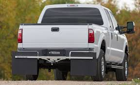 Vintage Ford Truck Mud Flaps - roctection hitch mounted mud flaps universal protection