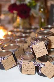 jam wedding favors spread the jam wedding favors