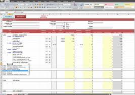 construction budget template restaurant budget sample