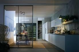 cloison amovible cuisine cloison amovible cuisine separation de cuisine en verre cloison