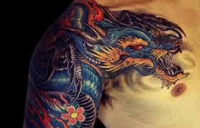 45 fierce dragon tattoo ideas for men and women