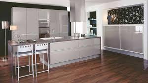 photo cuisine en bois 100 idees de cuisine bois gris