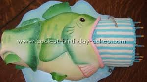 fish birthday cakes coolest fish birthday cakes photo gallery