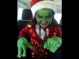 grinch costume mr grinch costume