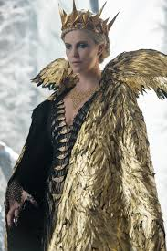 charlize theron as the evil queen ravenna from