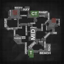Cs Go Wildfire by Steam Community Guide Operation Wildfire Map Callouts