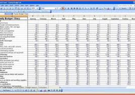 How To A Spreadsheet For Monthly Bills Monthly Bill Budget Template Free Monthly Bills Spreadsheet