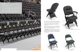 folding chairs u0026 stools premium series club vip 5300 vip