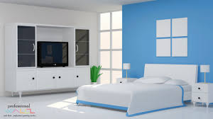 Bedroom Wall Paint Combination Home Wall Painting