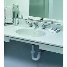 bathroom sinks undermount white white simon u0027s supply co inc