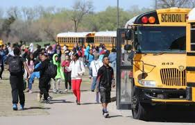 Kansas Travel By Bus images New partnership expands city bus options for wichita students