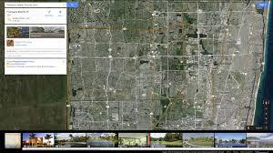 Deerfield Florida Map by Pompano Beach Florida Map