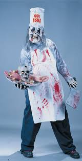 Zombie Chef Halloween Costume Gruesome Gormet Halloween Costumes Adults
