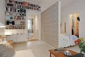 zimmer designen einzimmerwohnung einrichten tolle und praktische