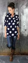 perfect polka dot blouse u2013 4 options clothes stitch and early fall