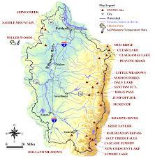 willamette basin map nrcs oregon
