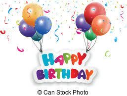 vectors illustration of happy birthday card with owl vector