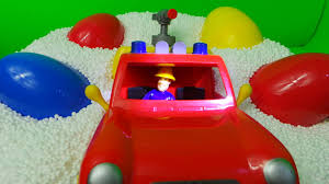 fireman sam venus lucky dip surprise egg opening special