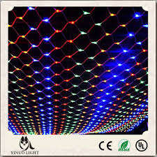 3m 2m 204leds large led net lights string lights