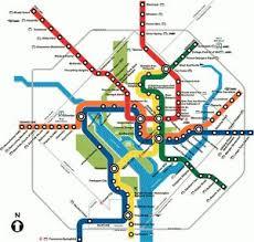 washington subway map the 25 best blue line metro map ideas on barcelona