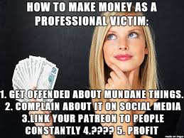 Profit Meme - remember to be the most unique of snowflakes for increased profits