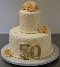 50th anniversary cake ideas gold and 50th anniversary cake decoration idea
