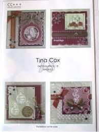 tina cox chrismas joys parchment pattern packs books dvds