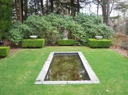 backyard 46 garden pond design with rectangular pond shaped
