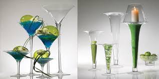 Extra Large Martini Glass Vase White Hexagon Tile Ann Sacks Glass Tile Cracking