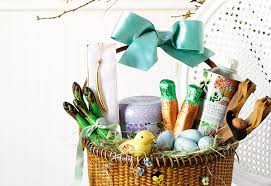 basket gift ideas easter gifts for adults grown up easter basket