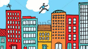 cartoon drawing buildings video dailymotion