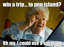 grandma penisland meme by landon memedroid