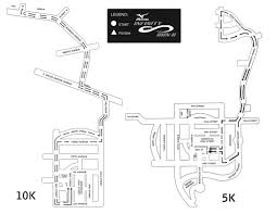 Map Run Route by Mizuno Infinity Run 2011 Registration And Race Route Map Pinoy