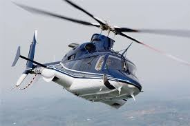 what are the bump outs on a bell 430 helicopter for aviation