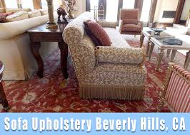 Upholstery Encino Furniture Upholstery Beverly Hills California Reupholstery
