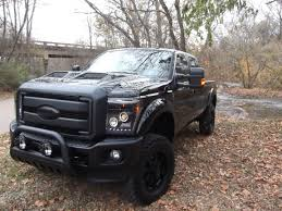 Ford Diesel Truck Parts - 2014 f250 black ops by tuscany fully loaded ford of murfreesboro