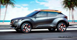 2014 nissan kicks concept is new sao paolo off road crossover