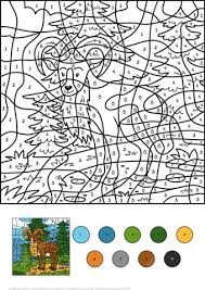free printable number coloring pages 46 best coloring pages images on pinterest color by numbers