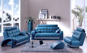 Teal Blue Leather Sofa Teal Color Leather Sofa Leather Sofa
