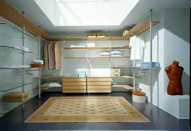 closets eclectic walk in closet design crafted of high gloss