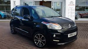 used citroen c3 picasso platinum for sale motors co uk