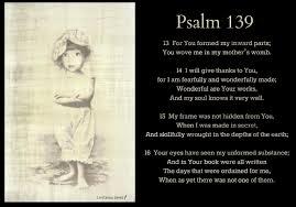 psalm 139 lord jesus saves