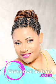 show differennt black hair twist styles for black hair twisted links and inverted braids hairstyle from pam webster